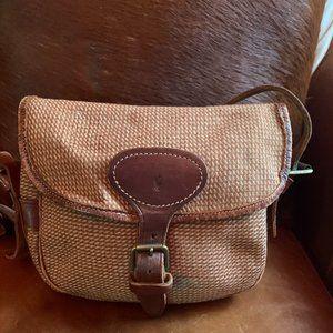 Rare Vintage Ralph Lauren Messenger Bag